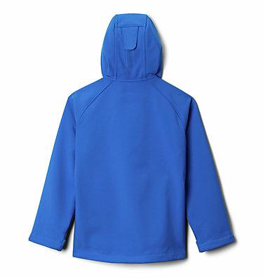 Kids' Cascade Ridge™ Softshell Jacket Cascade Ridge™ Softshell   442   L, Super Blue, back