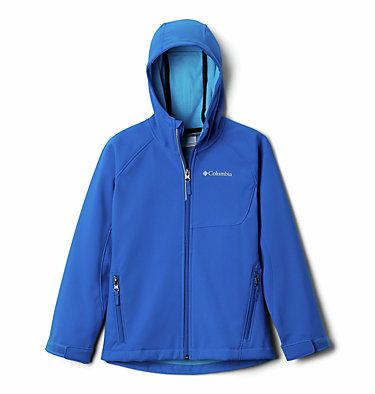 Kids' Cascade Ridge™ Softshell Jacket Cascade Ridge™ Softshell   442   L, Super Blue, front