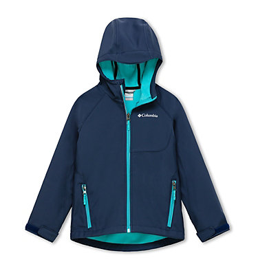 Youth Cascade Ridge™ Softshell Jacket , front