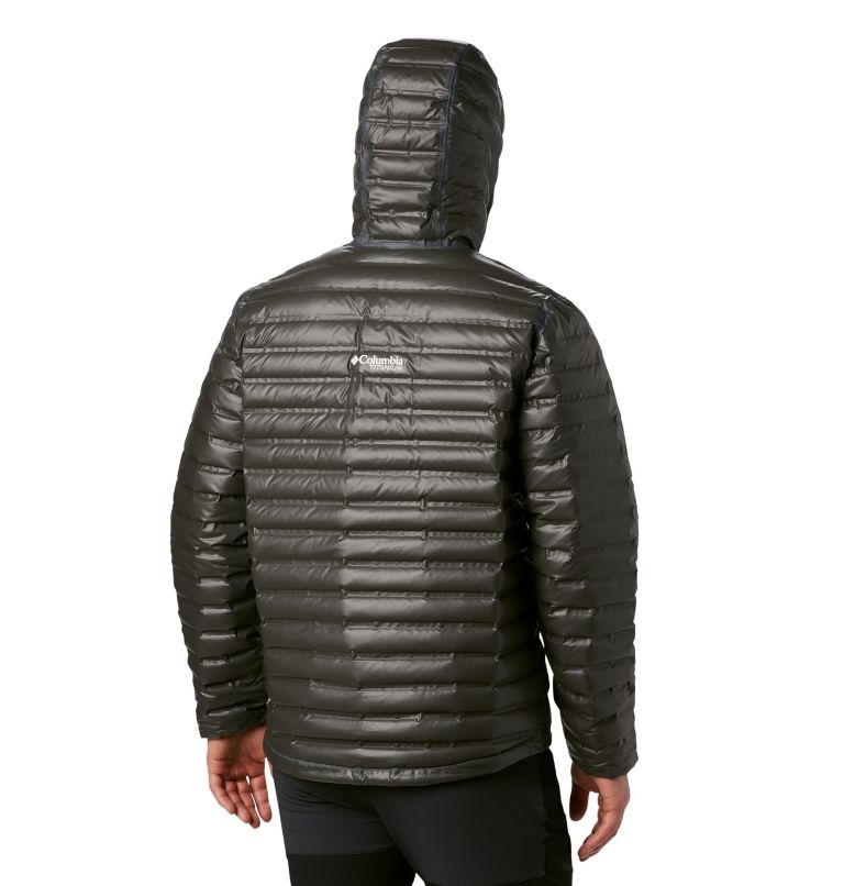 Men's OutDry™ Ex Gold Hooded Down Jacket Men's OutDry™ Ex Gold Hooded Down Jacket, back