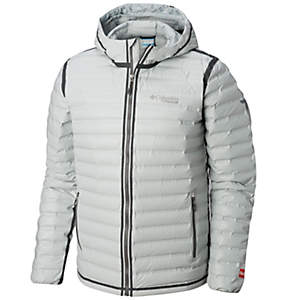 Men's OutDry™ Ex Gold Hooded Down Jacket