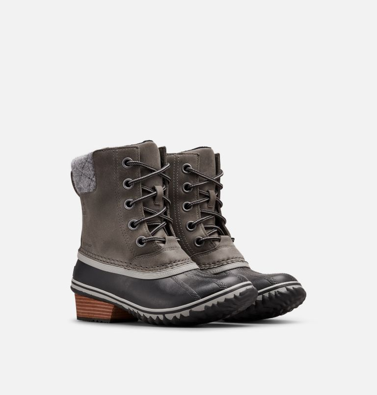 Botte « Duck boot » à lacets Slimpack™ II pour femme Botte « Duck boot » à lacets Slimpack™ II pour femme, 3/4 front