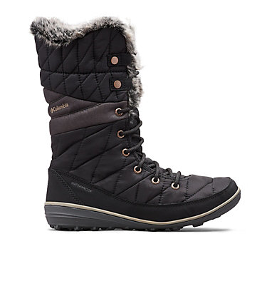 Women's Heavenly™ Omni-Heat™ Waterproof Boot HEAVENLY™ OMNI-HEAT™ | 010 | 5, Black, Kettle, front