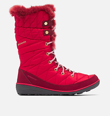 Women's Heavenly™ Omni-Heat™ Waterproof Boot HEAVENLY™ OMNI-HEAT™ | 010 | 5, Mountain Red, Red Jasper, front