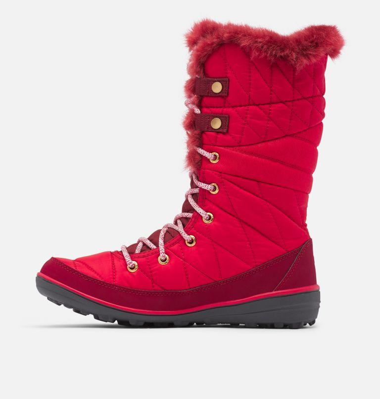 HEAVENLY™ OMNI-HEAT™ | 613 | 9.5 Botte à lacets Heavenly™ Omni-Heat™ pour femme, Mountain Red, Red Jasper, medial