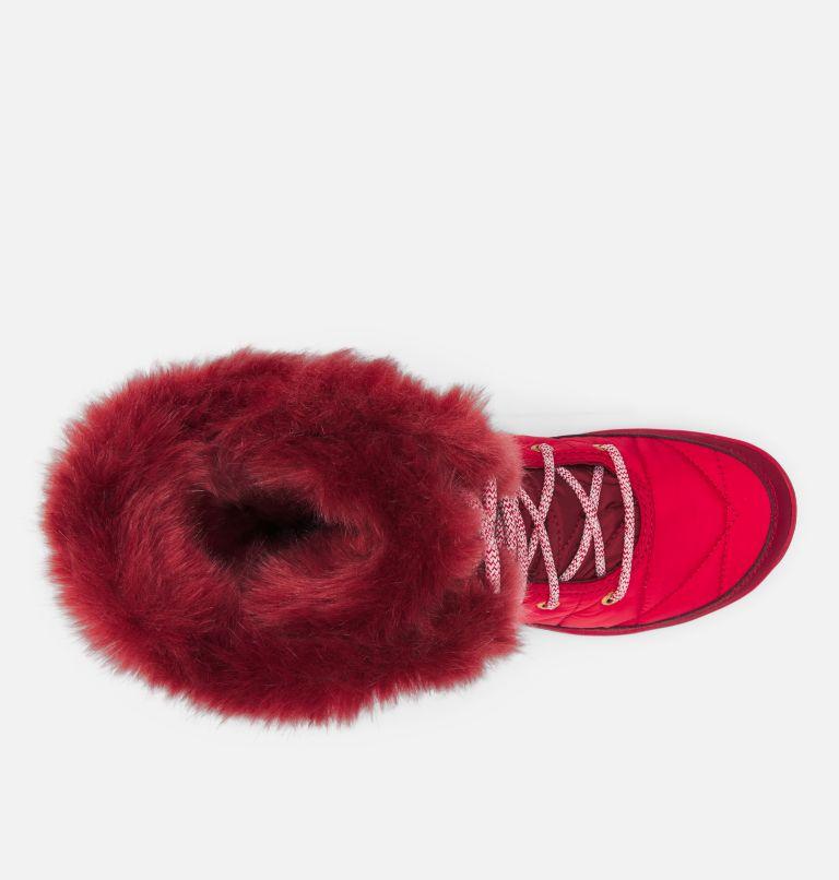HEAVENLY™ OMNI-HEAT™ | 613 | 9.5 Botte à lacets Heavenly™ Omni-Heat™ pour femme, Mountain Red, Red Jasper, top