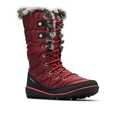 Heavenly™ Omni-Heat™ Lace Up Stiefel für Damen HEAVENLY™ OMNI-HEAT™ | 010 | 5, Rich Wine, Daredevil, 3/4 front