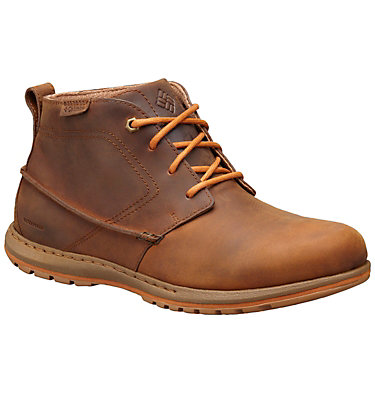 Men's Davenport™ Chukka Lace Up Leather Boot , front