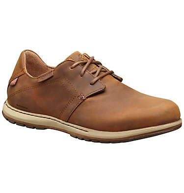 Men's Davenport™ Waterproof Leather Shoe , front