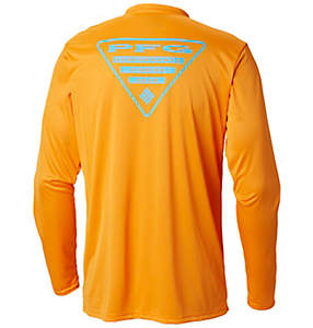 Men's PFG Terminal Tackle™ Triangle™ Long Sleeve Shirt