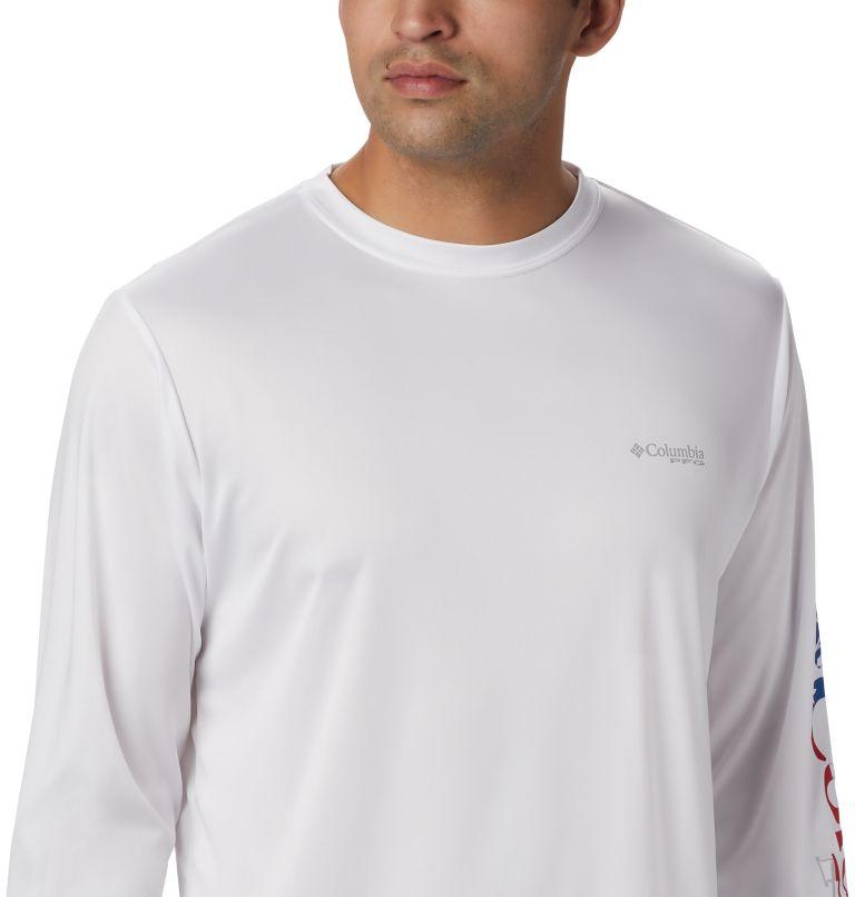 Men's Terminal Tackle™ PFG Sleeve Long Sleeve Shirt Men's Terminal Tackle™ PFG Sleeve Long Sleeve Shirt, a1