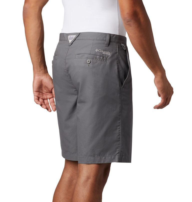Bonehead™ II Short | 023 | 36 Men's PFG Bonehead™ II Shorts, City Grey, a2