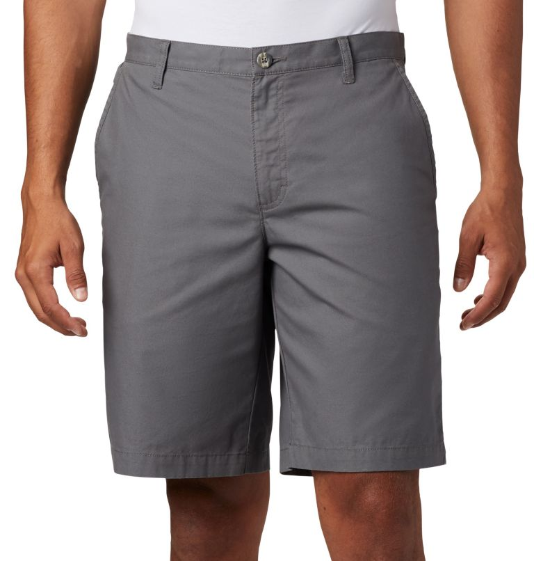 Bonehead™ II Short | 023 | 42 Men's PFG Bonehead™ II Shorts, City Grey, a3