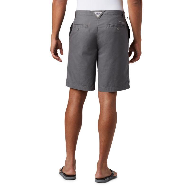 Bonehead™ II Short   023   30 Men's PFG Bonehead™ II Shorts, City Grey, back
