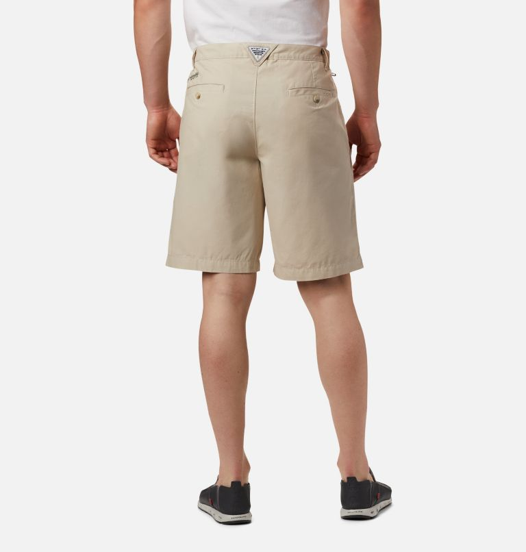 Bonehead™ II Short | 160 | 38 Men's PFG Bonehead™ II Shorts, Fossil, back