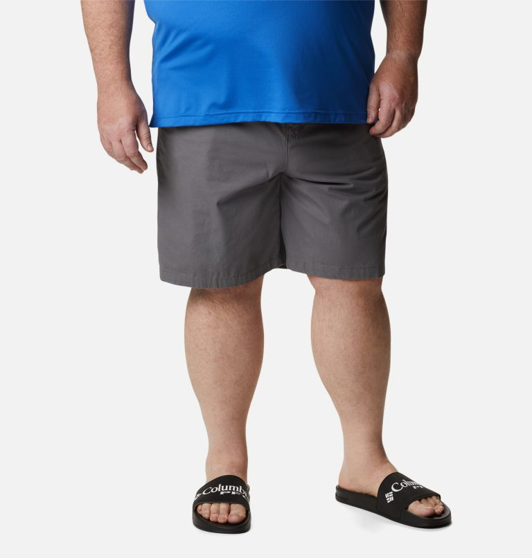 Bonehead™ II Short | 023 | 50 Men's PFG Bonehead™ II Shorts - Big, City Grey, front