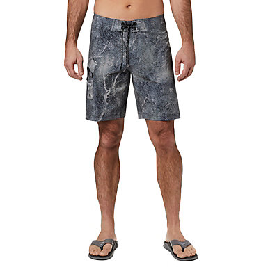 Men's PFG Offshore™ II Board Shorts PFG Offshore™ II Board Short | 909 | 40, Black Realtree MAKO, front