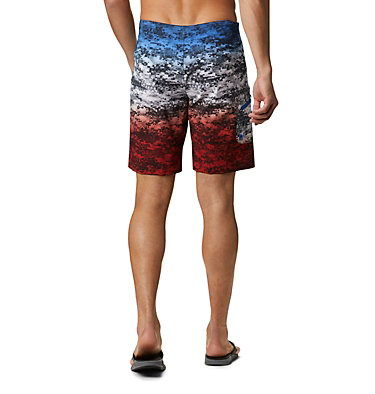 Men's PFG Offshore™ II Board Shorts PFG Offshore™ II Board Short | 909 | 40, Americana Digi Camo Fade, back