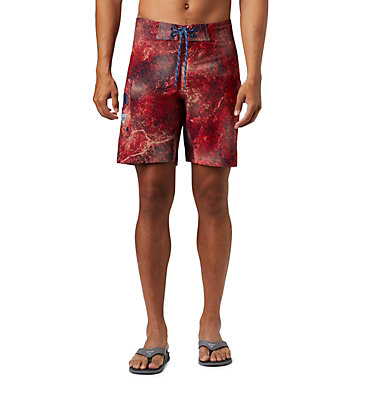 Men's PFG Offshore™ II Board Shorts PFG Offshore™ II Board Short | 909 | 40, Carbon Realtree MAKO, front