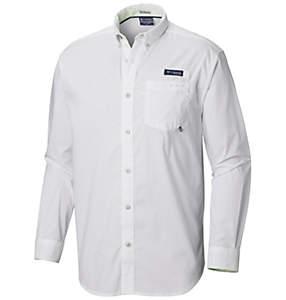 Men's PFG Harborside™ Woven Long Sleeve Shirt