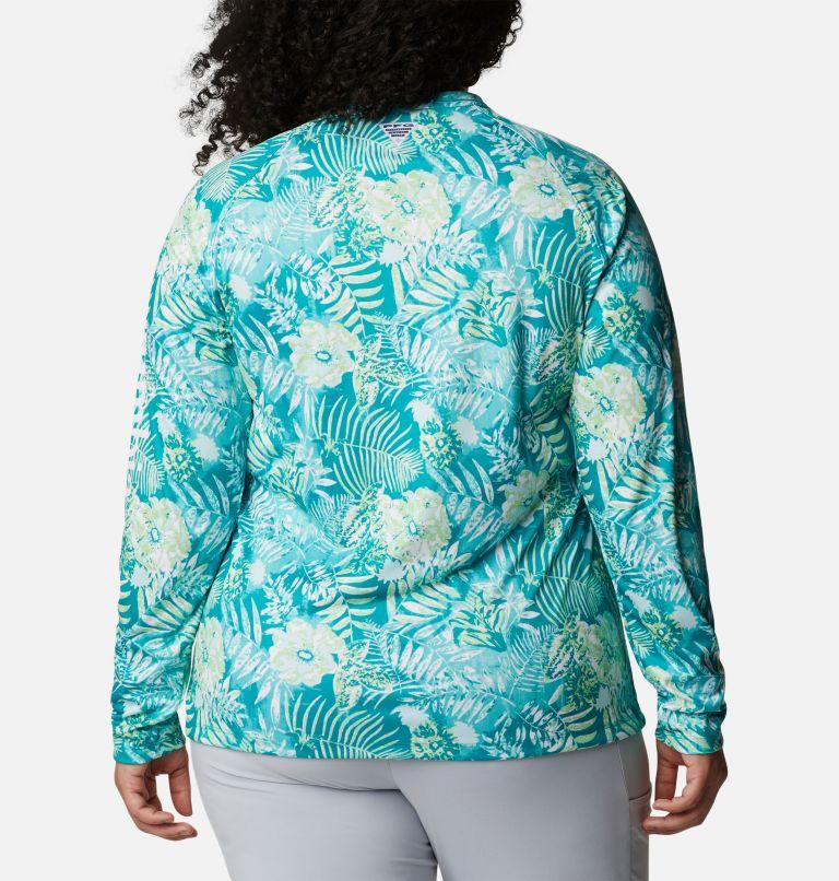 Women's PFG Super Tidal Tee™ II Long Sleeve Shirt - Plus Size Women's PFG Super Tidal Tee™ II Long Sleeve Shirt - Plus Size, back