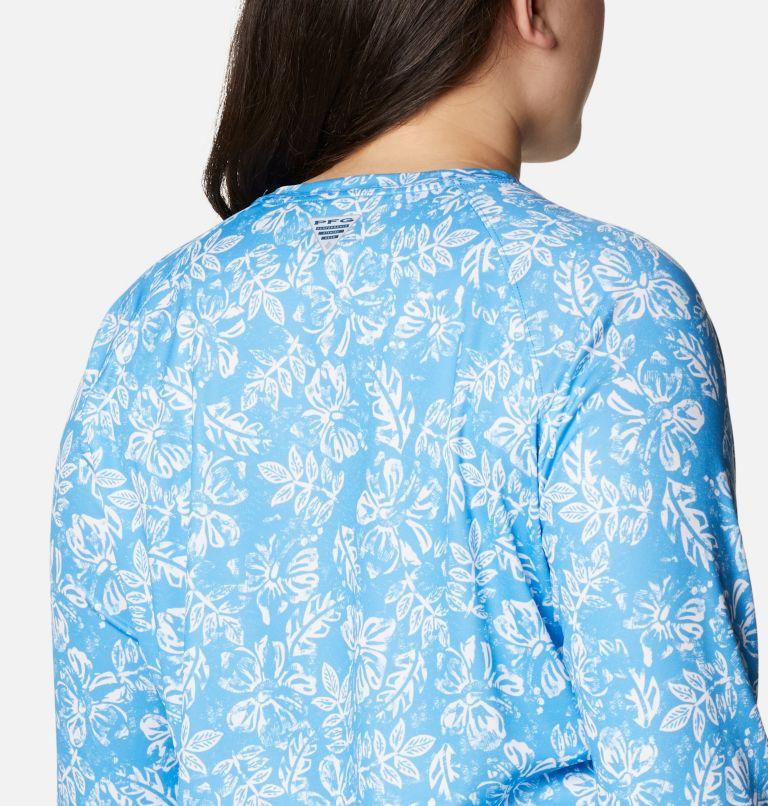 Women's PFG Super Tidal Tee™ II Long Sleeve Shirt - Plus Size Women's PFG Super Tidal Tee™ II Long Sleeve Shirt - Plus Size, a3