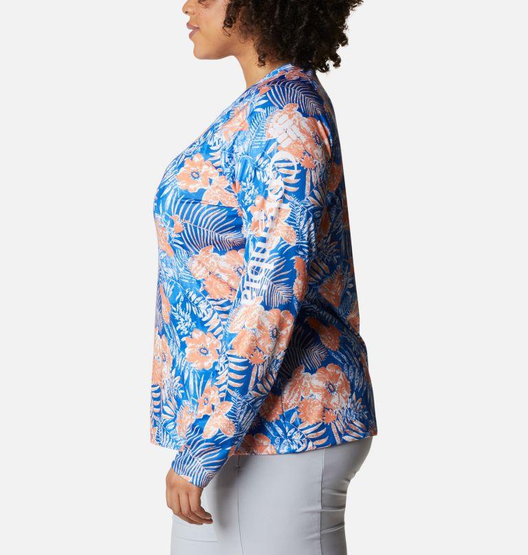 Women's PFG Super Tidal Tee™ II Long Sleeve Shirt - Plus Size Women's PFG Super Tidal Tee™ II Long Sleeve Shirt - Plus Size, a1