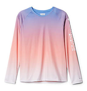 Women's PFG Super Tidal Tee™ II Long Sleeve Shirt - Plus Size