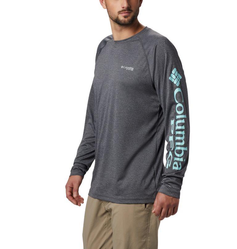 Men's PFG Terminal Tackle™ Heather Long Sleeve Shirt Men's PFG Terminal Tackle™ Heather Long Sleeve Shirt, front
