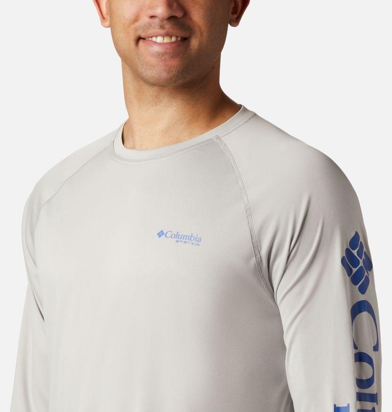 Men's PFG Terminal Tackle™ Heather Long Sleeve Shirt Men's PFG Terminal Tackle™ Heather Long Sleeve Shirt, a1