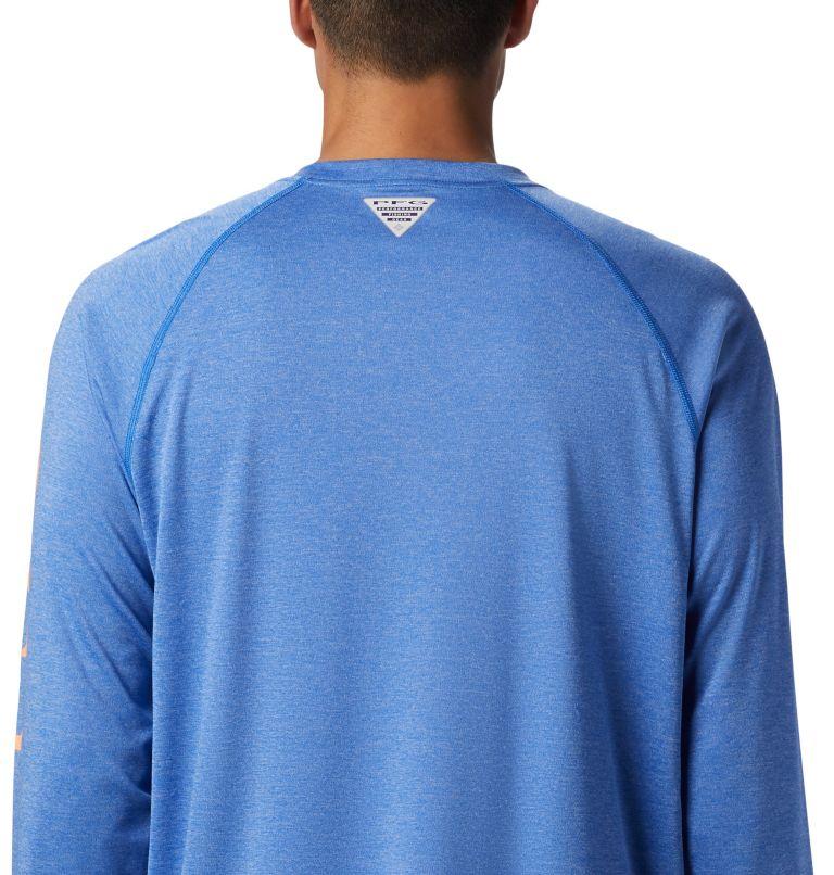 Men's PFG Terminal Tackle™ Heather Long Sleeve Shirt Men's PFG Terminal Tackle™ Heather Long Sleeve Shirt, a3