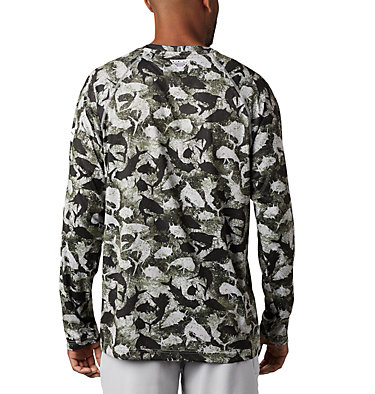 Super Terminal Tackle™ Long Sleeve Shirt Super Terminal Tackle™ Long Sleeve Shirt | 910 | L, Cool Grey Inside Out Camo, back