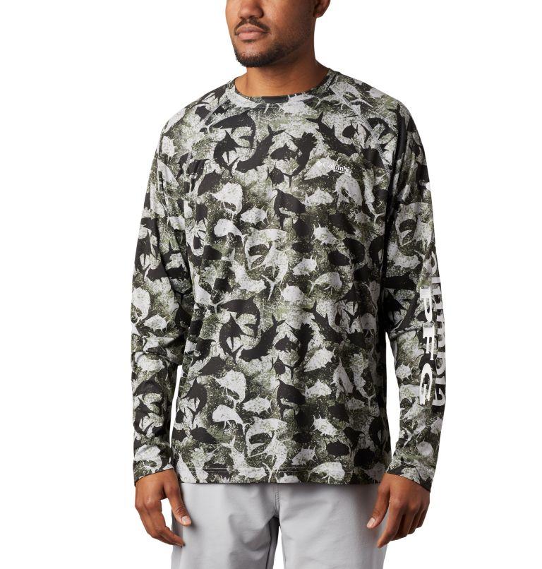 Men's Super Terminal Tackle™ Long Sleeve Shirt Men's Super Terminal Tackle™ Long Sleeve Shirt, front