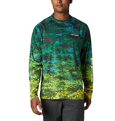 Super Terminal Tackle™ Long Sleeve Shirt Super Terminal Tackle™ Long Sleeve Shirt | 911 | L, Dorado Digi Camo Fade, front