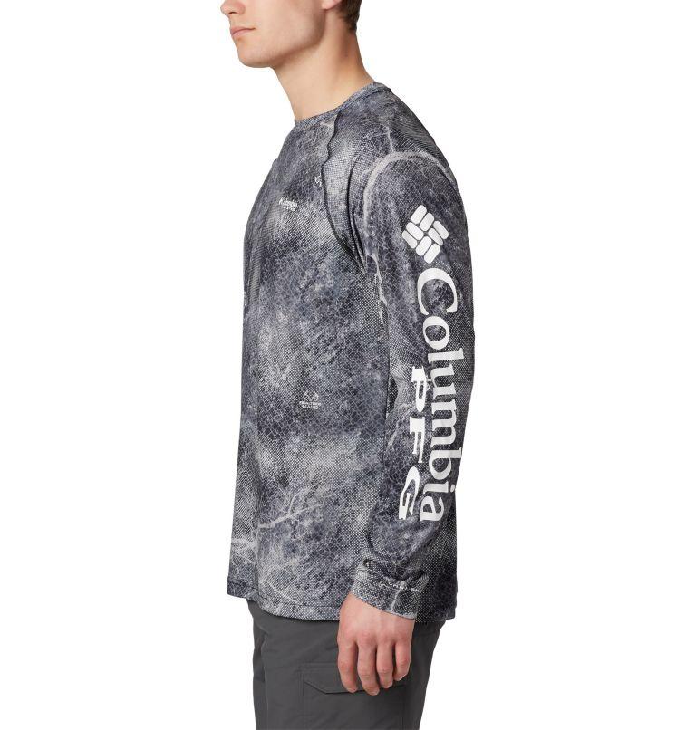 Super Terminal Tackle™ Long Sleeve Shirt | 904 | XXL Men's Super Terminal Tackle™ Long Sleeve Shirt, Black Realtree MAKO, a1