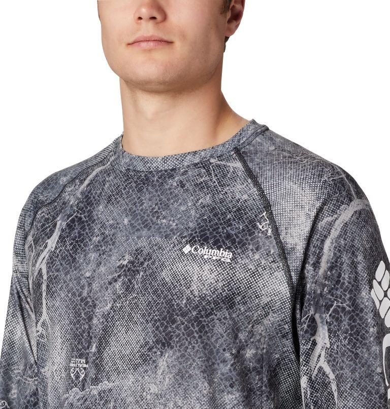 Super Terminal Tackle™ Long Sleeve Shirt | 904 | XXL Men's Super Terminal Tackle™ Long Sleeve Shirt, Black Realtree MAKO, a2