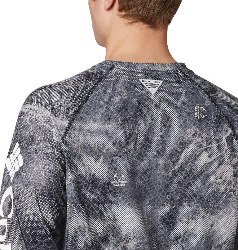 Super Terminal Tackle™ Long Sleeve Shirt | 904 | XXL Men's Super Terminal Tackle™ Long Sleeve Shirt, Black Realtree MAKO, a3