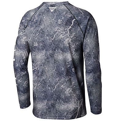 Super Terminal Tackle™ Long Sleeve Shirt Super Terminal Tackle™ Long Sleeve Shirt | 910 | L, Black Realtree MAKO, back