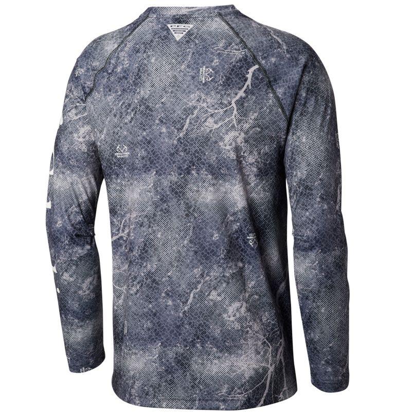 Super Terminal Tackle™ Long Sleeve Shirt | 904 | XXL Men's Super Terminal Tackle™ Long Sleeve Shirt, Black Realtree MAKO, back