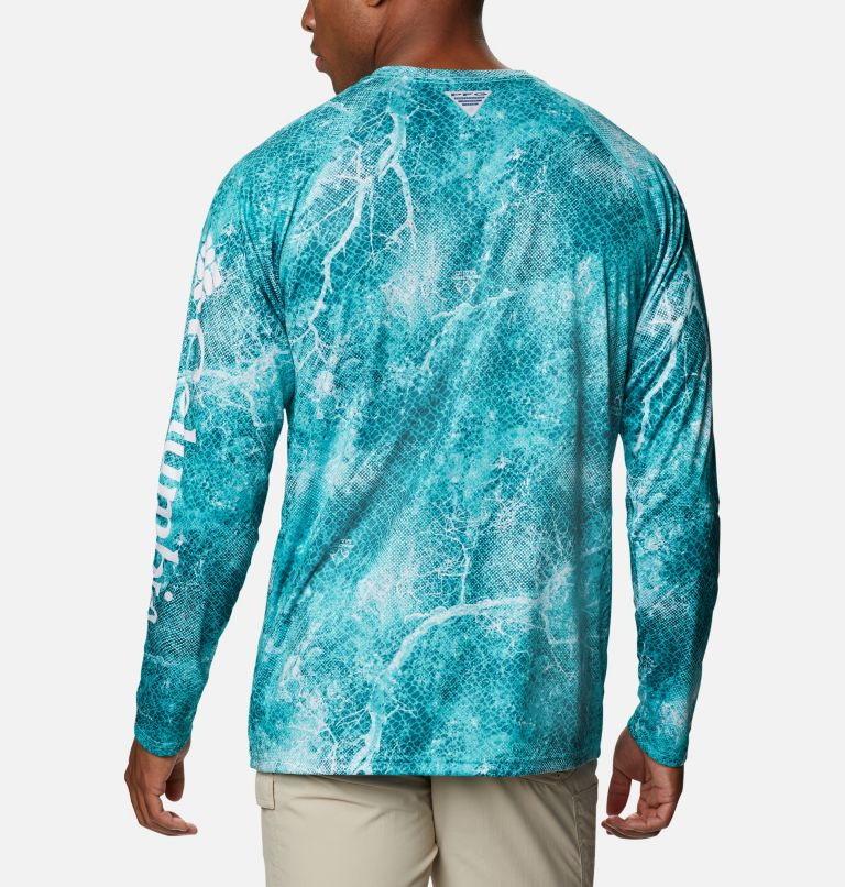 Men's Super Terminal Tackle™ Long Sleeve Shirt Men's Super Terminal Tackle™ Long Sleeve Shirt, back