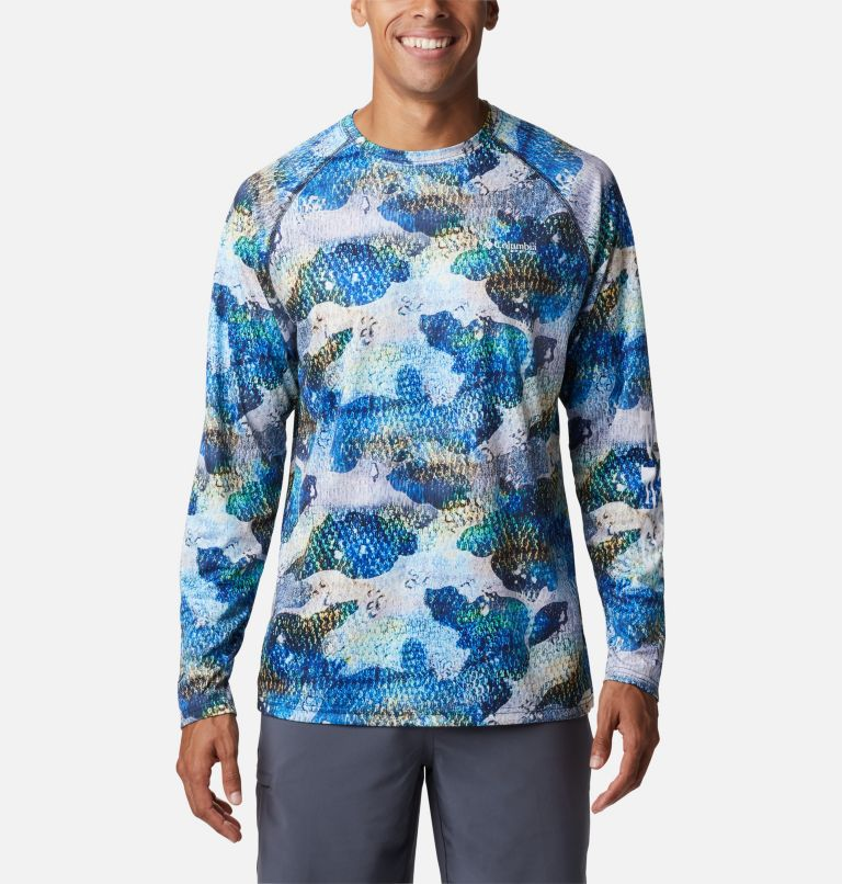 Men's Super Terminal Tackle™ Long Sleeve Shirt Men's Super Terminal Tackle™ Long Sleeve Shirt, front