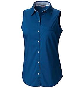 Women's PFG Harborside™ Woven Sleeveless Shirt