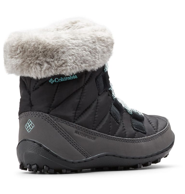 Youth Minx™ Shorty Omni-Heat™ Waterproof Boot Youth Minx™ Shorty Omni-Heat™ Waterproof Boot, 3/4 back