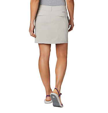 Women's Saturday Trail™ Skort Saturday Trail™ Skort | 010 | 10, Flint Grey, back