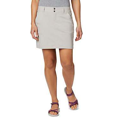 Women's Saturday Trail™ Skort Saturday Trail™ Skort | 010 | 10, Flint Grey, front