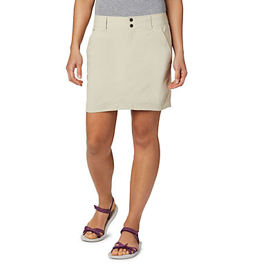 Women's Saturday Trail™ Skort Saturday Trail™ Skort | 456 | 16, Fossil, front