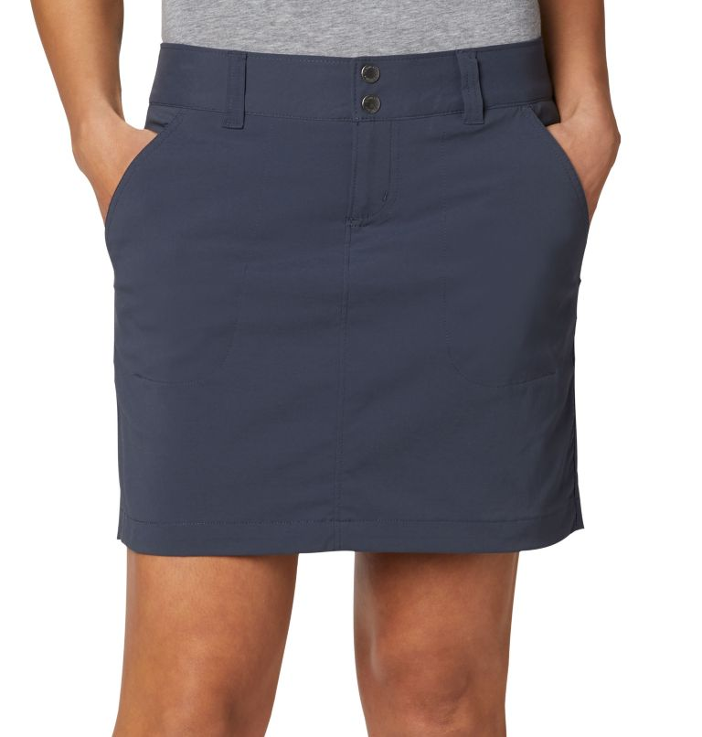 Saturday Trail™ Skort | 419 | 2 Jupe-Short Saturday Trail™ Femme, India Ink, a2