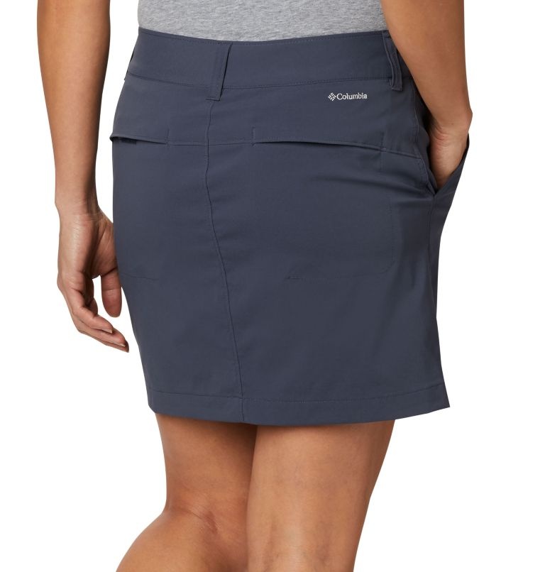Saturday Trail™ Skort | 419 | 2 Jupe-Short Saturday Trail™ Femme, India Ink, a3