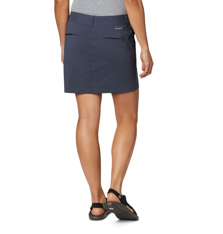 Saturday Trail™ Skort | 419 | 6 Jupe-Short Saturday Trail™ Femme, India Ink, back