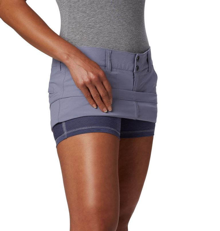 Saturday Trail™ Skort | 556 | 16 Jupe-Short Saturday Trail™ Femme, New Moon, a1